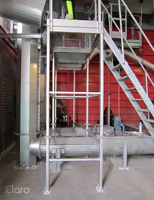 Solids/Sludge Handling – Claro Environmental Technologies